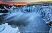 Godafoss, Iceland,waterfall,Goðafoss