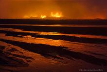 2014, Baugur, Bárðarbunga, Holuhraun, Iceland, crater, erupting, eruption, flow, glow, lava, lava fountain, red, red glow, sky