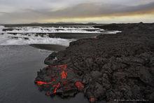 2014, Baugur, Bárðarbunga, Holuhraun, Iceland, Jokulsa a Fjollum, Jökulsá á Fjöllum, crater, erupting, eruption, flow, gas cloud, lava, river, sulfur dioxide, toxic gases