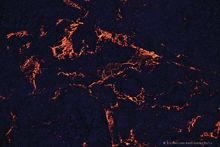 Bárðarbunga, Dyngjujökull, Iceland, aurora borealis, fissure, green, lava flow, night, northern lights, road, track, wide open
