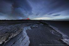 Holuhraun, Iceland, erupting, eruption, volcanic