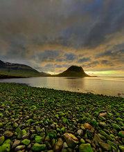 Kirkjufell from Grundarfjordur beach