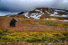 Photographer captures an Autumn scene in the Myvatn region, Iceland