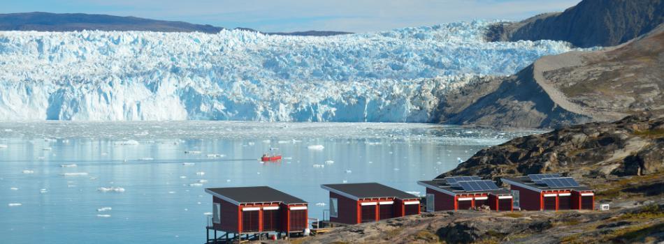 Eqi Glacier Cabins
