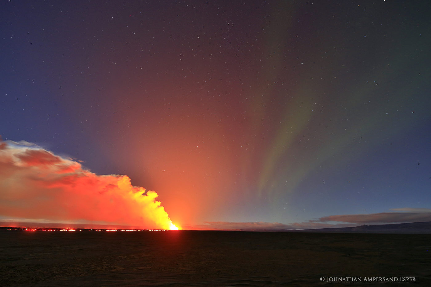 2014, Baugur, Bárðarbunga, Holuhraun, Iceland, crater, erupting, eruption, flow, lava, photo