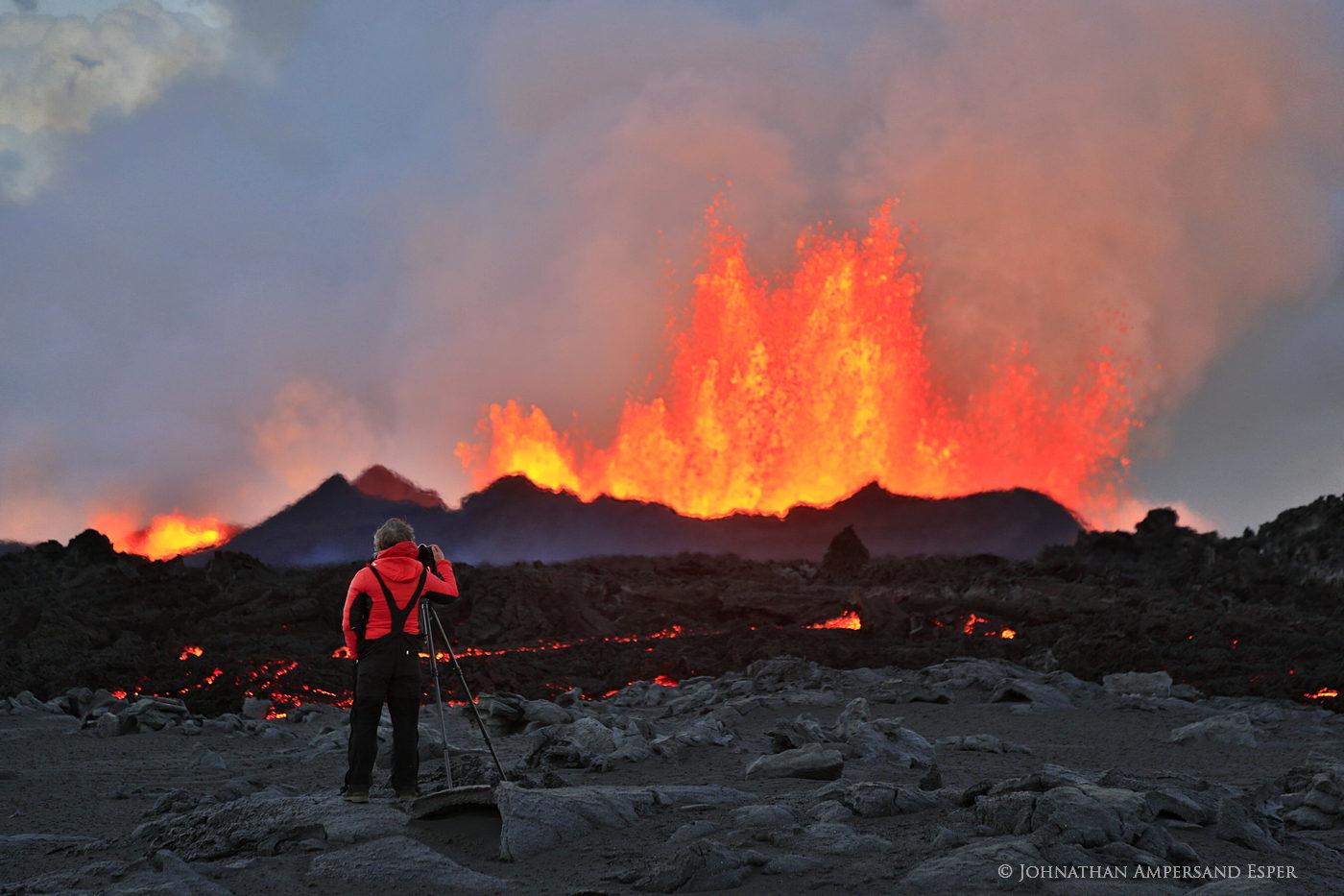 2014, Baugur, Bárðarbunga, Holuhraun, Iceland, crater, erupting, eruption, flow, lava, lava fountain, photo