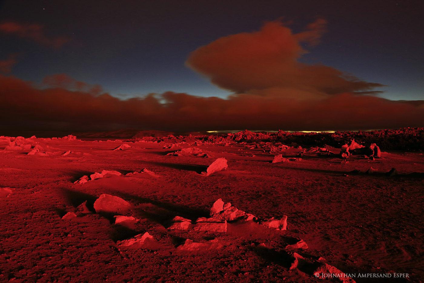 2014, Baugur, Bárðarbunga, Holuhraun, Iceland, Mars, crater, erupting, eruption, flow, glow, lava, red, red glow, sky, photo