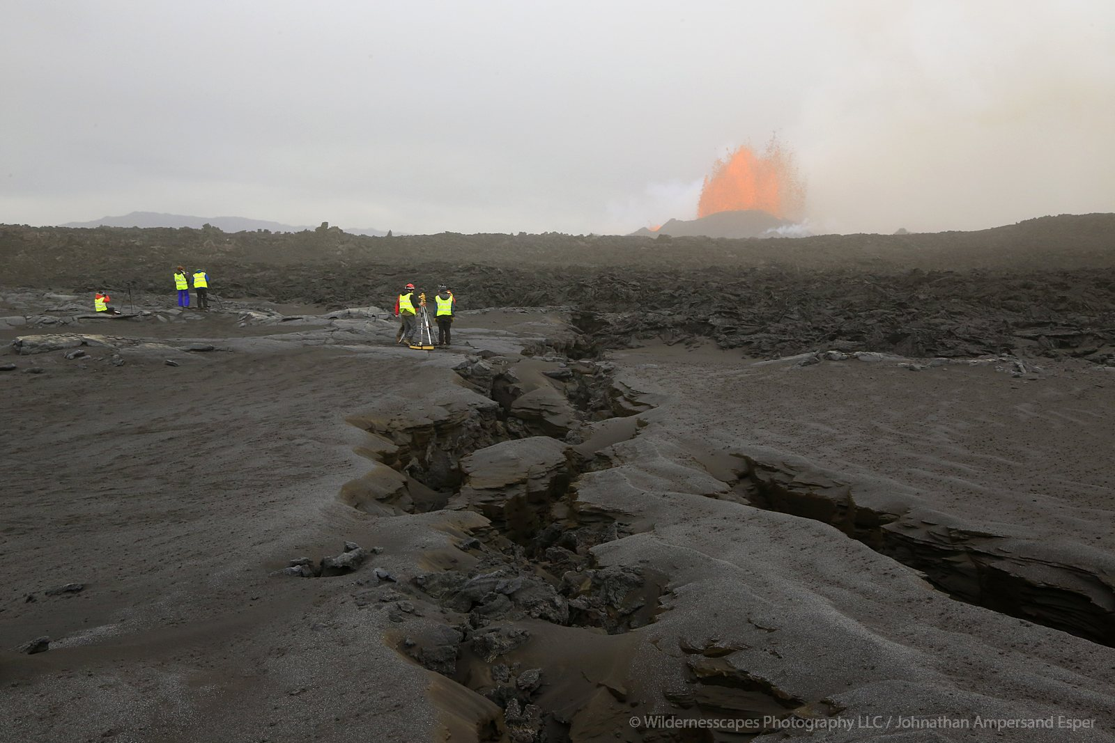 Holuhraun, Iceland, erupting, eruption, volcanic, photo