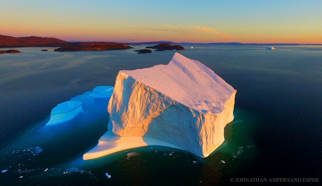 Greenland summer photography travel tours